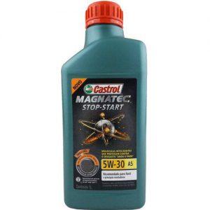 Óleo Para Motor Castrol Magnatec Stop-start 5w30 A5 100% Sintético – 1l