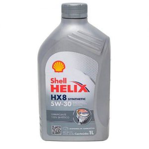 Óleo Para Motor 5w30 Shell Helix Hx8 Sintético Api Sn