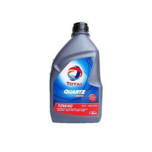 Oleo Para Motor 10w40 Total Quartz 7000 Semissintético 1lt