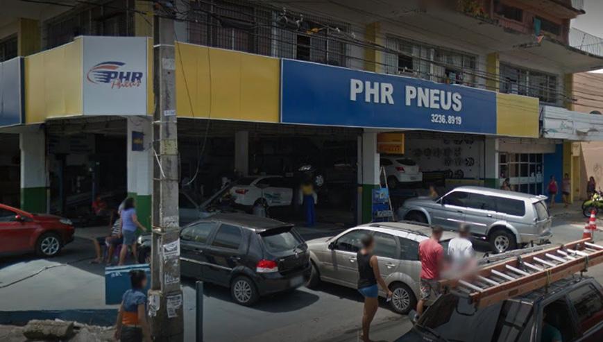 Pneus em Fortaleza